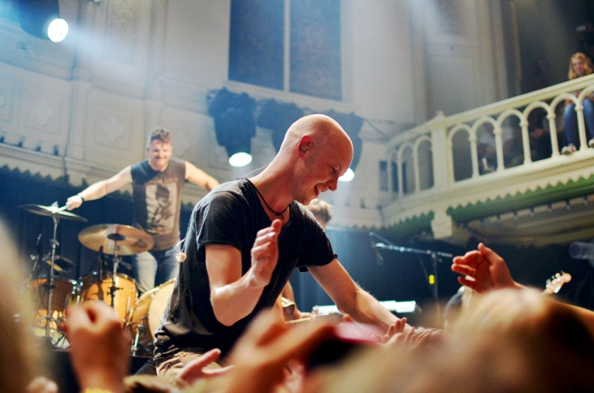 Shots of: The Fray @ Paradiso